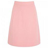 CHLOÉ - A-line crepe skirt