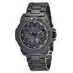 Luminox 3182.BO Men's Sea Steel Colormark Chronograph 3180 Black Dial Dive Watch