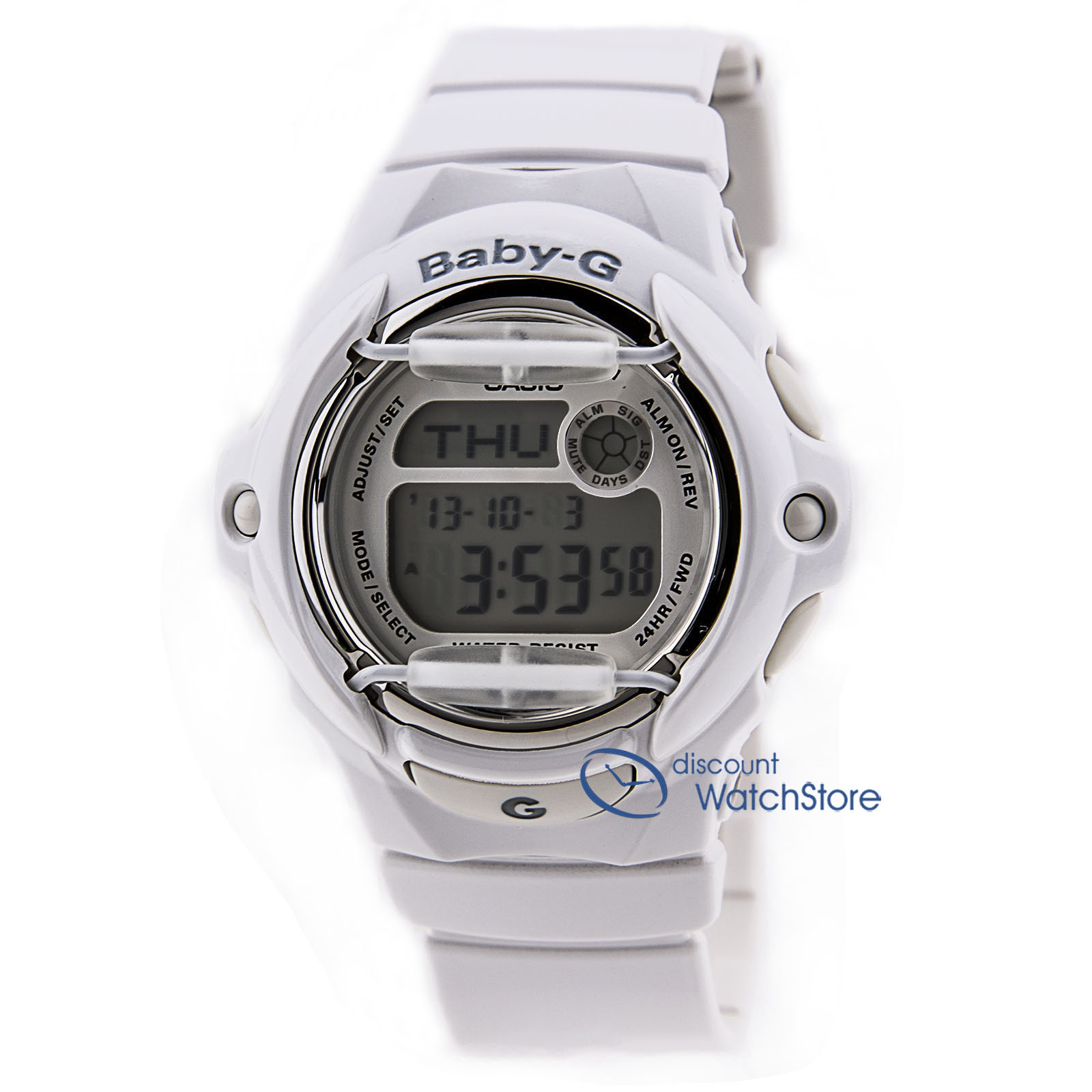 Casio BG169R-7A