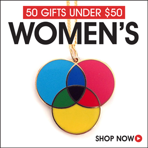 50 Gifts For Her Under $50