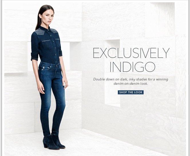 Esclusively Indigo