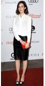 Mandy Moore Hits A Sartorial High Note In The Row