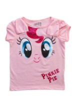 Toddler My Little Pony Pinkie Pie Costume T-Shirt