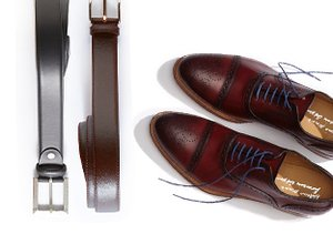 Holiday Dressing: Shoes & Belts