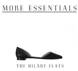 The Hilary Flats