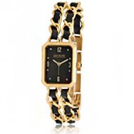 Joan Rivers Parisian Chain Link Watch