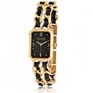 Joan Rivers Parisian Chain Link Watch