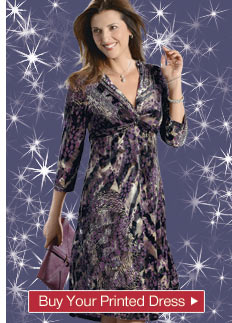 Buy your print dress
