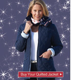 Buy your quilted jacket