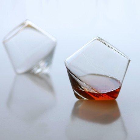 Cupa // Rocks Whiskey Tumbler 2 Pack