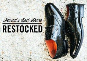 Shop RESTOCKED: Season's Best Shoes