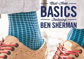 Shop Must-Have Basics ft. Ben Sherman