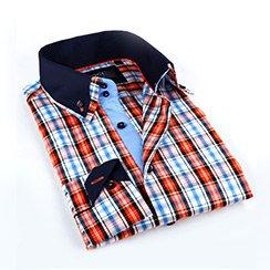 Coogi Luxury Woven Shirts: $39