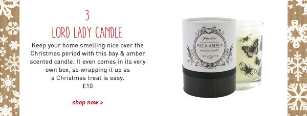 lord lady candle