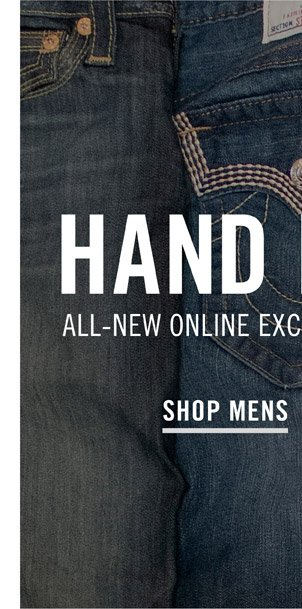 Hand Picked - Shop Mens
