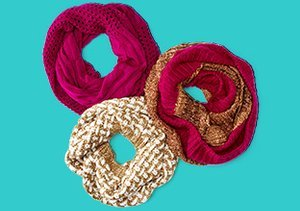 Winter Essential: The Infinity Scarf