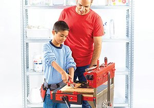 Red Toolbox: DIY Building Kits