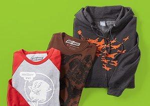 Sweatshirts, Tees & More