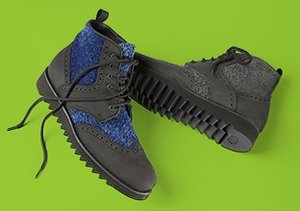 Rugged Soles: Boots & Shoes