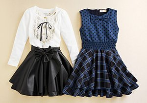 The Fashionable Girl: Dresses & More