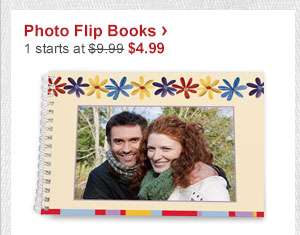 Photo Flip Books › 1 starts at $7.99 Now $3.99