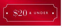 Shop £20 & under