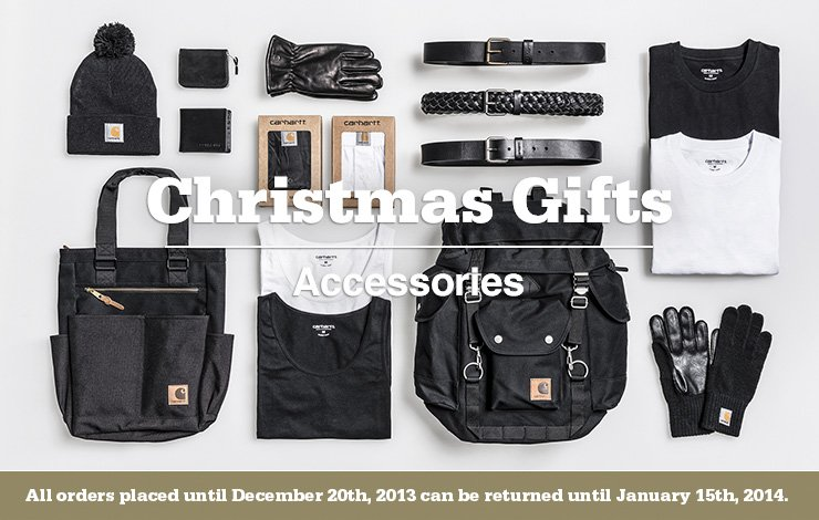 Christmas Gifts Accessories