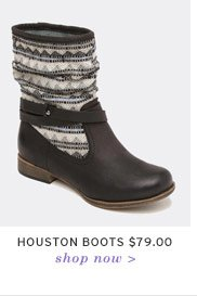 Houston Boots $79.00 - Shop now