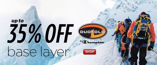 SHOP Duofold Sale