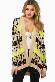 Southern Lights Cardigan