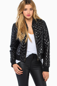 Janet Quilted Jacket