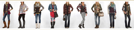 Shop Women's Looks