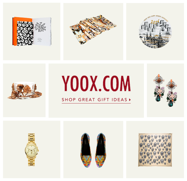 Last-Minute Holiday Finds For Everyone On your List From Yoox.com