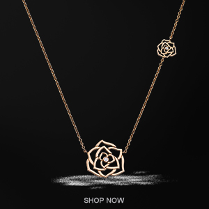 Piaget Rose pendant - G33U0086