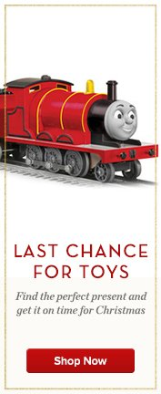Last Chance for Toys
