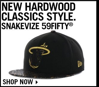 Shop NBA Hardwood Classics Snakevize 59FIFTY Collection