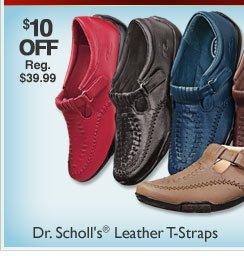 Leather T-Straps $12.99 per pair