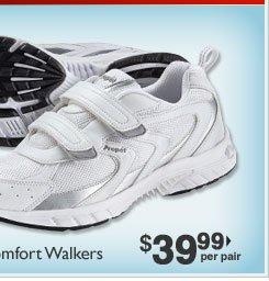 Comfort Walkers $39.99 per pair
