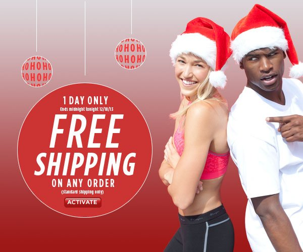 Ship FREE Today.