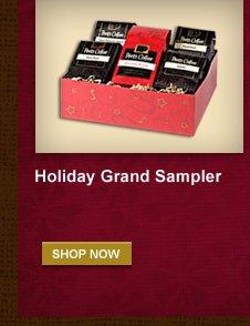 Holiday Grand Sampler -- SHOP NOW