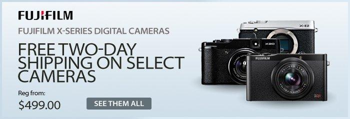 Adorama - FujiFilm X-Series Digital Cameras