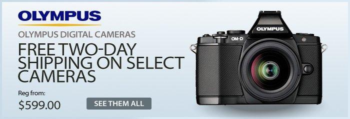 Adorama - Olympus Digital Cameras