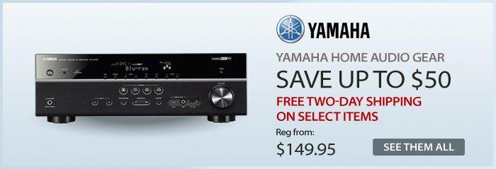 Adorama - Yamaha Home Audio Gear