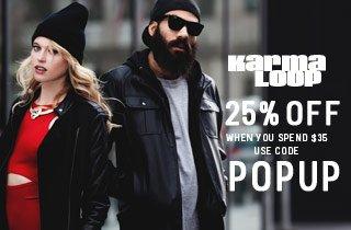 Karmaloop Holiday Pop-Up Shop