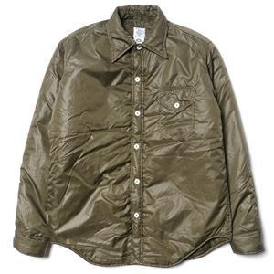 Post Overalls C-Post7 Taffeta Shirt Olive