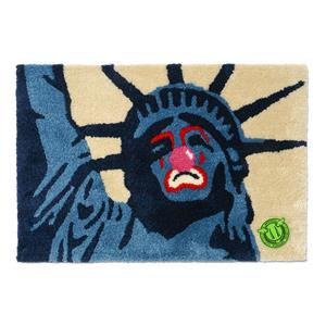 Sync. D*Face Sad Liberty Rag Mat
