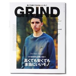 GRIND Magazine 2014 January Vol.39