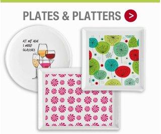 Shop Plates & Platters
