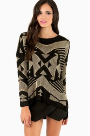 Tallia Loose Knit Sweater
