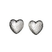 Classic Earrings, Silver plated
